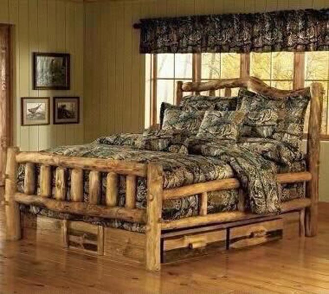 R nk gyak minden ami ak c for Log cabin style bunk beds